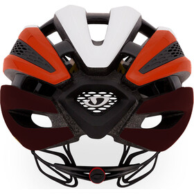 Giro Synthe MIPS Cykelhjelm rød/hvid